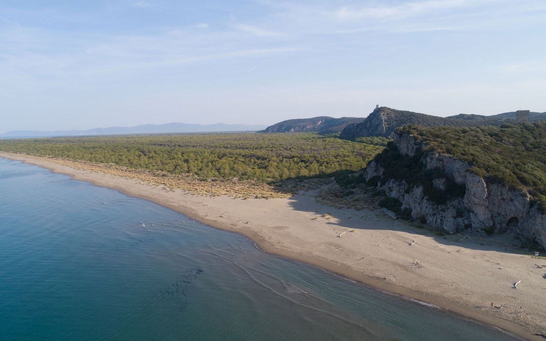 ParcoMaremma Collelungo spiaggia